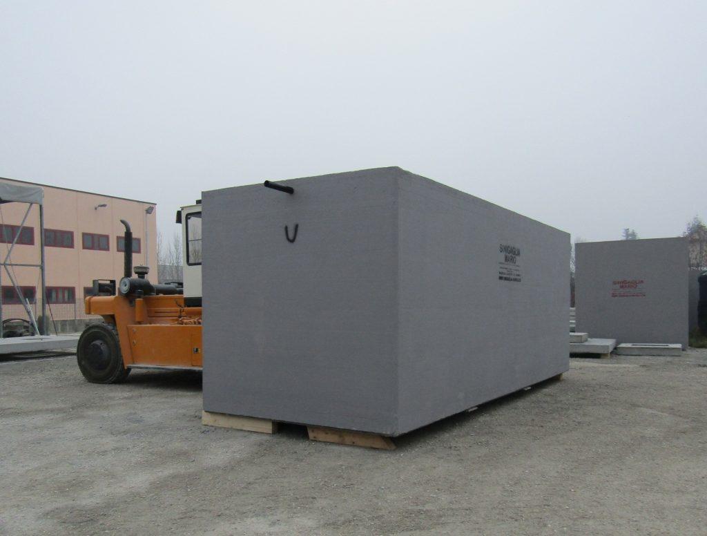 cisterne c.a. monoblocco