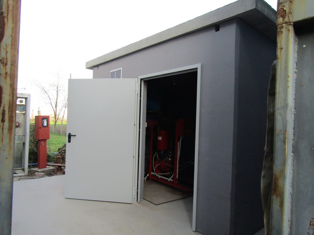 cabine antincendio